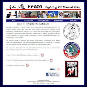 Fighting Fit Martial Arts